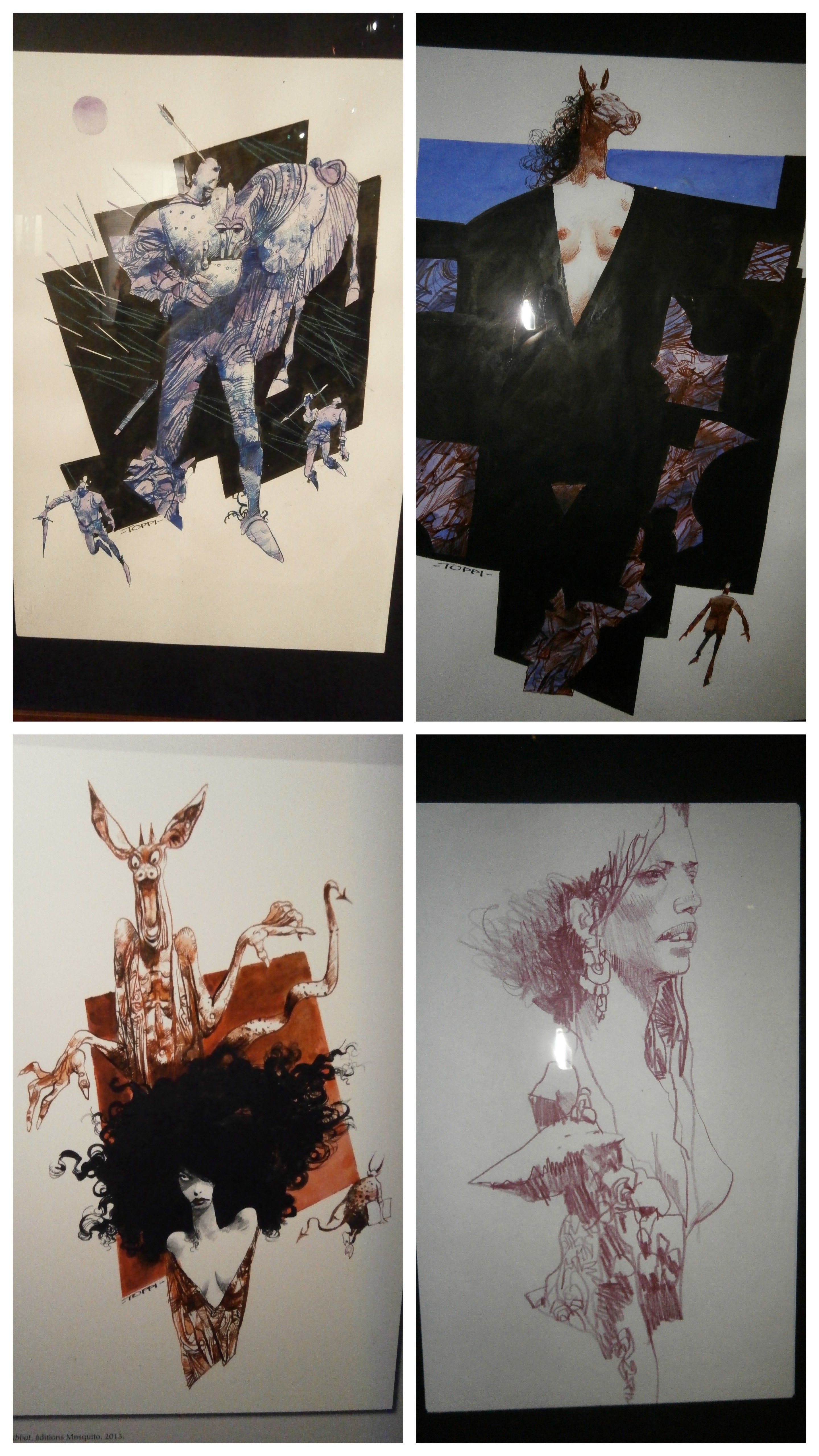 [inspi] Expositions / Musées / Salons... - Page 3 Toppi2